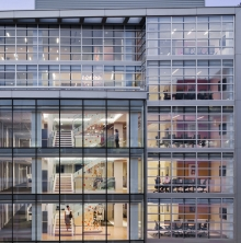 Certified LEED Platinum: The American Society of Hematology Headquarters