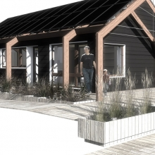 2011 Solar Decathlon: Team Massachusetts' 4D Home