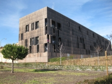Bamboo Housing in Carabanchel by Foreign Office Architects (FOA)