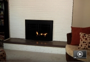 How to Paint a Masonry Fireplace