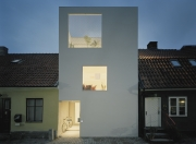 House of the Month: Elding Oscarson's Green Landskrona Townhouse