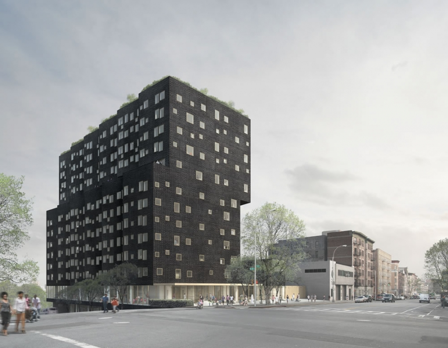Home sweet harlem modern and affordable housing in sugar for Best housing projects
