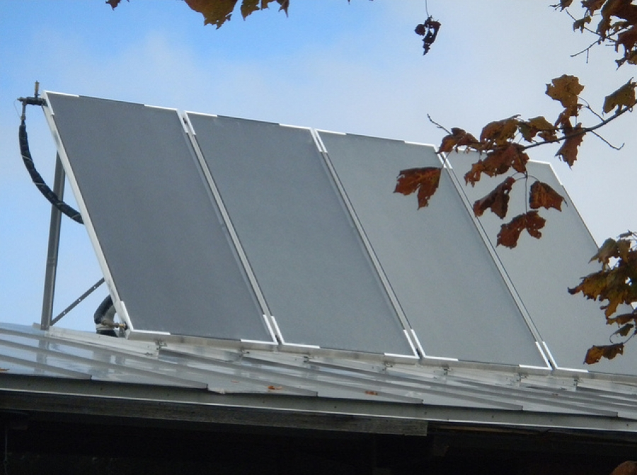 Thinking of Buying a Solar Water Heater?