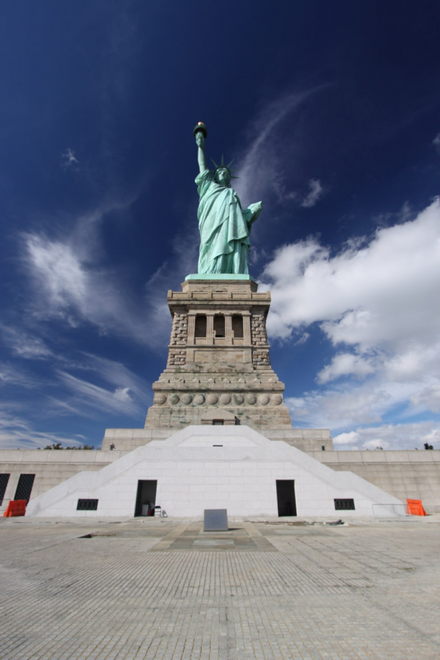 Give Me Your Renovated: Enhancements to the Statue of Liberty