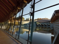Linbeck Nabholz Wins the Alliant Build America Award for Crystal Bridges Museum