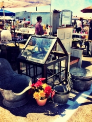 Sourcing 101:  Antique Shows and Flea Markets