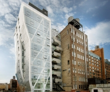 Over the High Line: Neil Denari's First Freestanding Building
