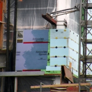 Rigid Fiber Board Insulation