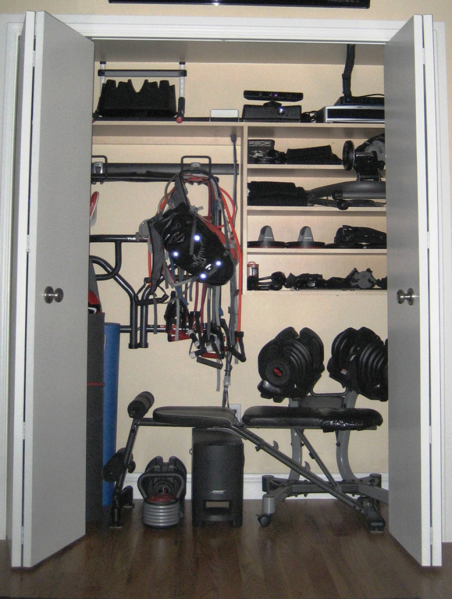 Stunning home gym storage ideas best inspiration