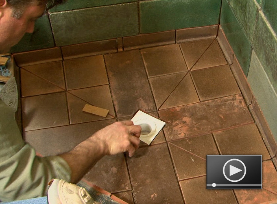 How To Install A Plank Tile Floor Howtos Diy How To Lay Tile Diy
