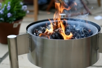 6 Inexpensive DIY Firepits for Fall