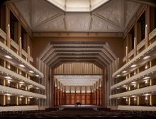 The Smith Center for the Performing Arts: Deco in Vegas
