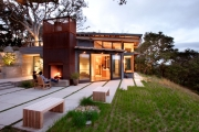 House of the Month: House Ocho, Sustainable Living in the Santa Lucia Preserve