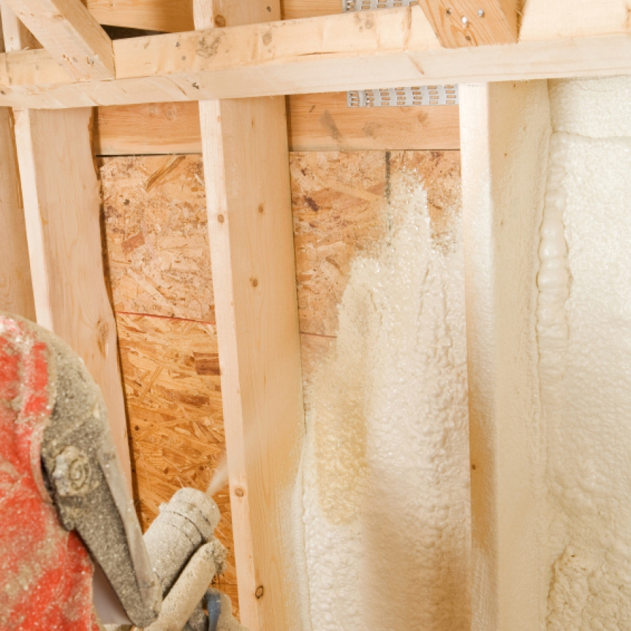 Adding Insulation to an Existing Home