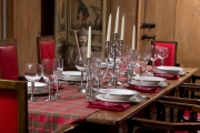 Striking 12: How to Arrange Your Home for a New Year's Party in 12 Steps