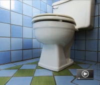 Fixing a Leaky Toilet