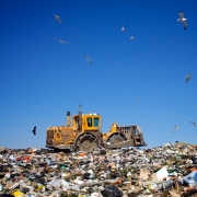 Landfill Construction and Storage