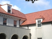 Classic Restorations Adds New Roof to Villa Maria Guadalupe Retreat