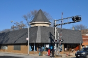 Polymer Roofing Tiles Enhance Historic Town