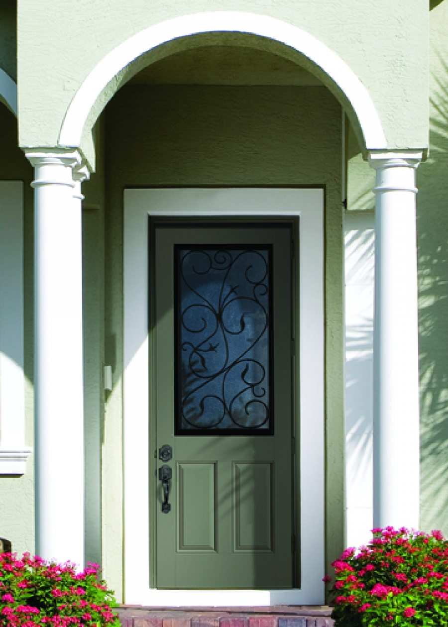 Entry Front Doors: Therma-Tru Entry Doors Qualify For Federal Consumer Tax