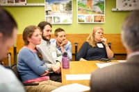 The Living Building Challenge Collaborative in Portland, Oregon holds its first meeting.