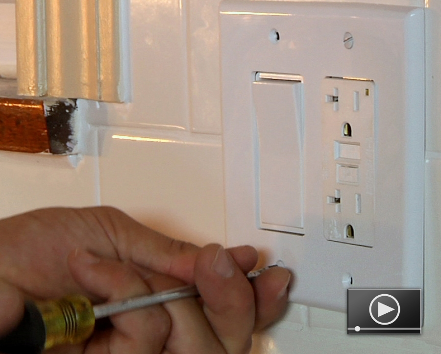 How To Install A Gfci Outlet Buildipedia