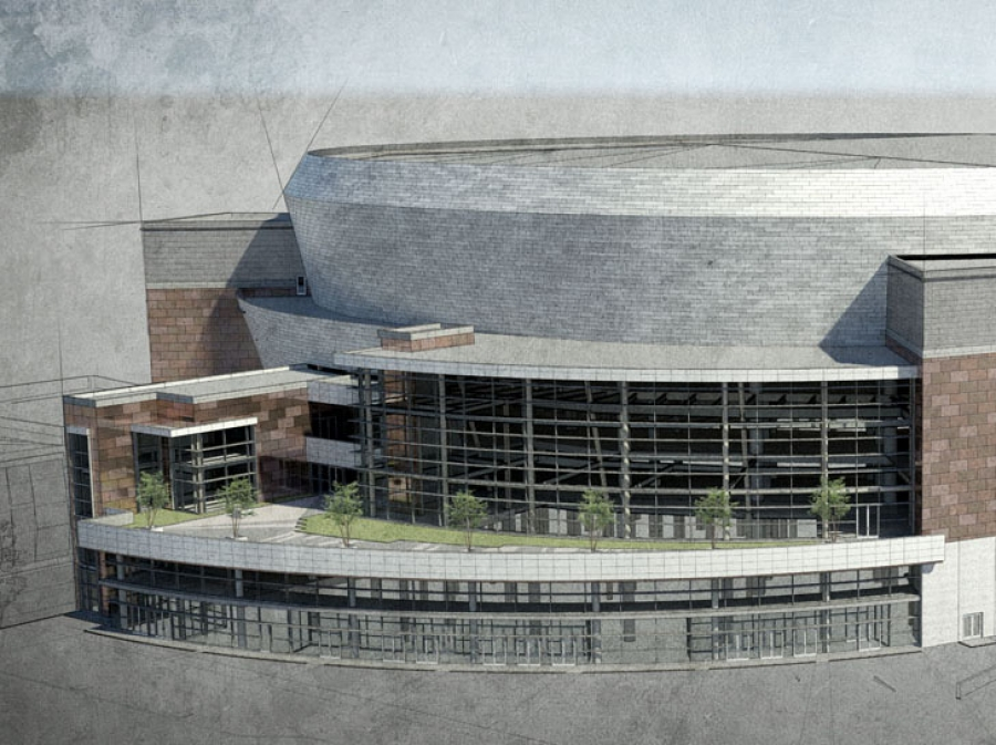 Tight Construction Timelines Affect Lincoln's Pinnacle Bank Arena
