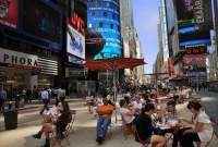 New York City Revitalizes the Life Between Buildings