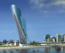 Capital Gate: Abu Dhabi's Leaning Tower