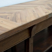 Advanced Woodworking: Salvaged Buffet Table