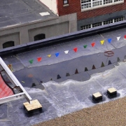Thermoplastic Polyolefin Roofing