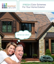 "Colorful Simonton Windows Featured in ""FRESH Color Schemes for Your Home Exterior"" Online Guide"