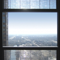 Solar Windows on the Willis Tower