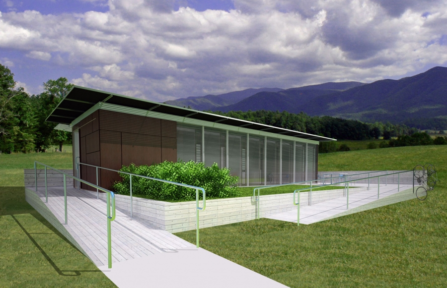 2011 Solar Decathlon: Living Light in Tennessee
