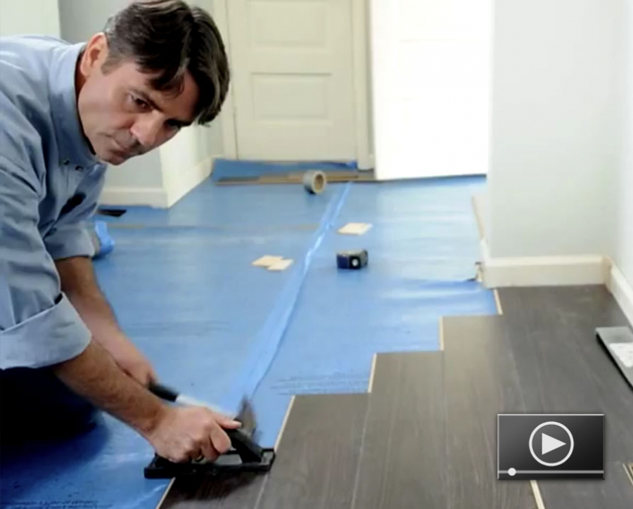 How to Install Laminate Flooring - How To Install Laminate Flooring - Buildipedia