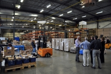 CSI Project Solutions: Sound Control Options in a Warehouse