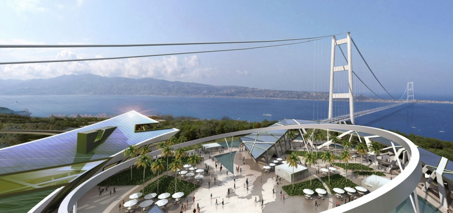 Strait of Messina Bridge: Construction Will Begin on the World's Largest Suspension Bridge