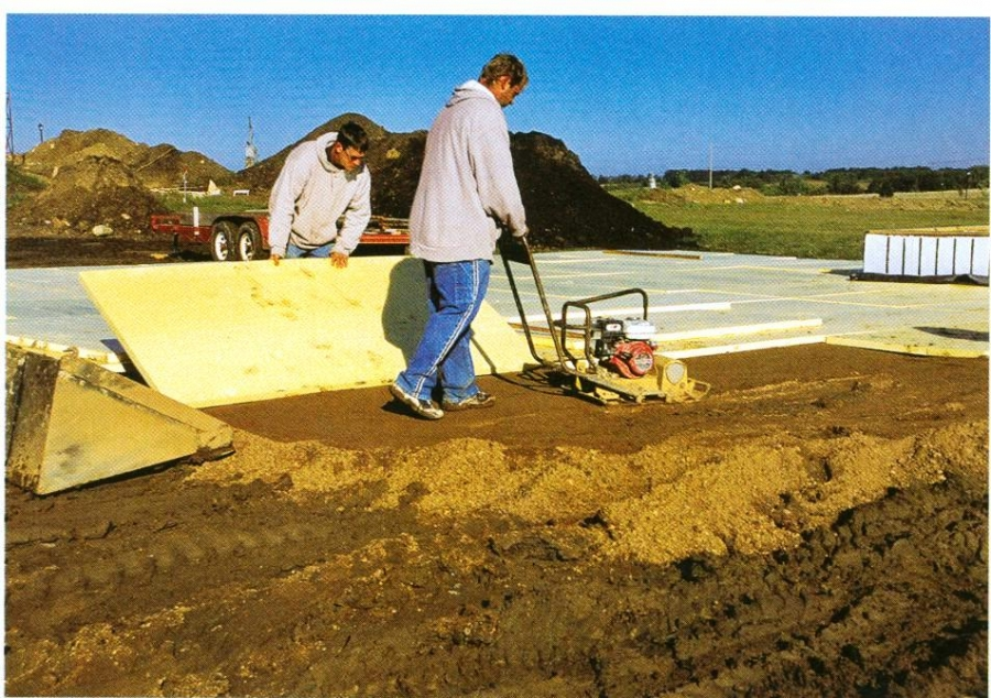 Slabs for Colder Climates, Part 3: Installing Frost-Protected Shallow Foundations for Unheated Buildings