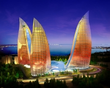 Reigniting Baku: HOK's Flame Towers