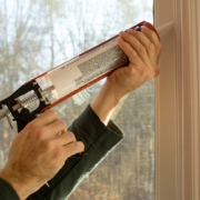 Caulking and Weatherstripping