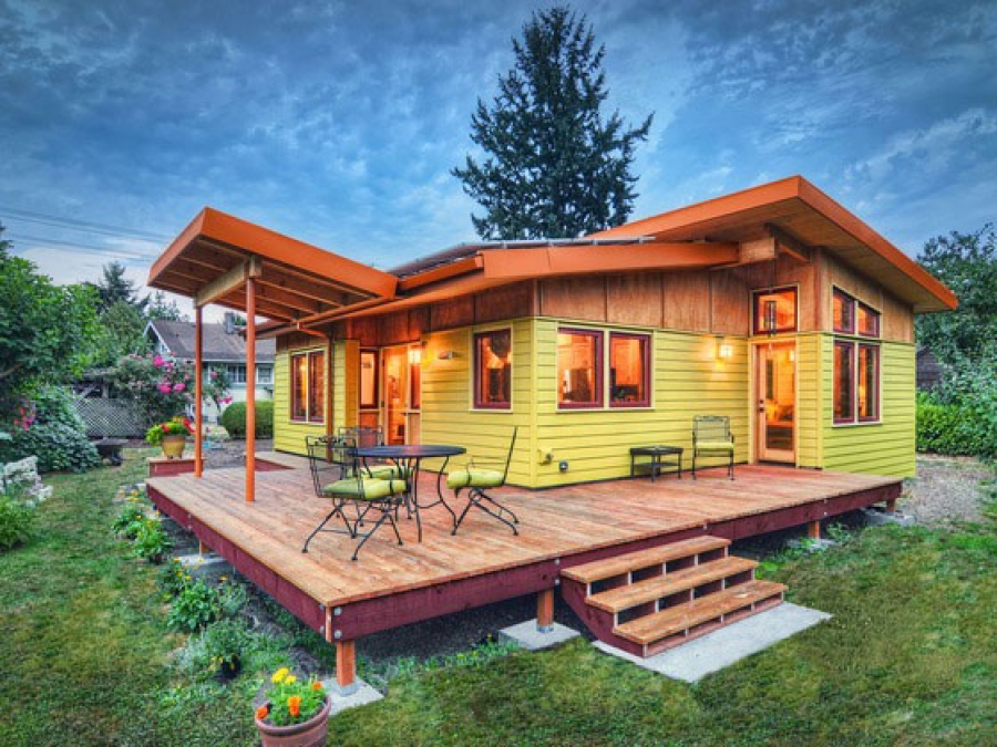 "Build Your Own Version of 2013's ""Small Home of the"