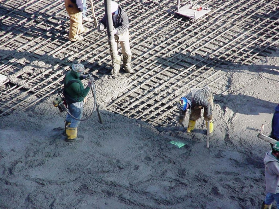Cast In Place Concrete Slabs : Structural concrete buildipedia