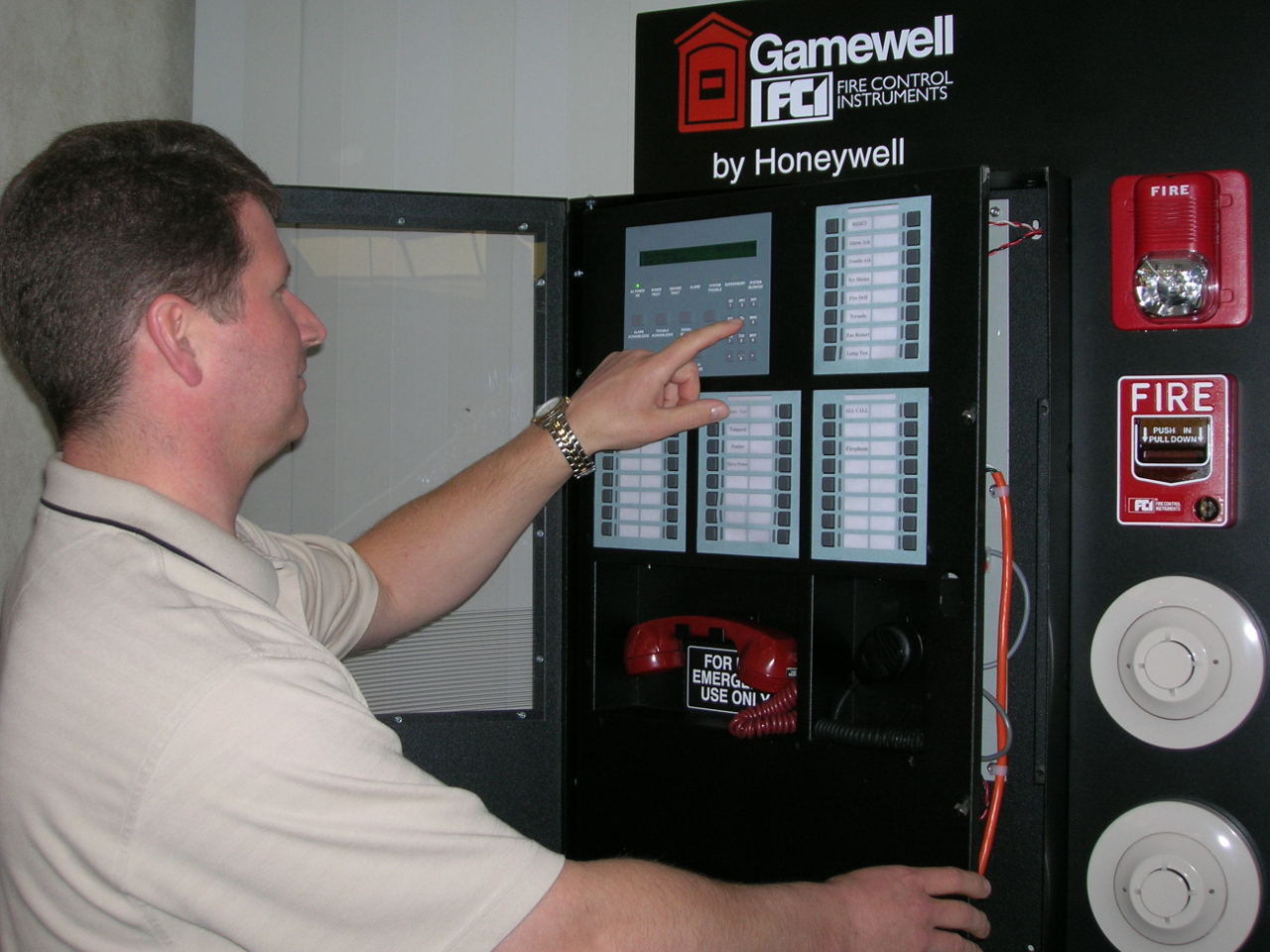 Commercial Phone System Wiring Guide And Troubleshooting Of Nec Diagram Fire Alarm Systems Buildipedia Cable Business Installation