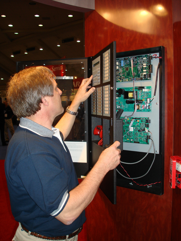 Commercial Fire Alarm Systems Buildipedia Gamewell Wiring Diagram Credit Honeywell
