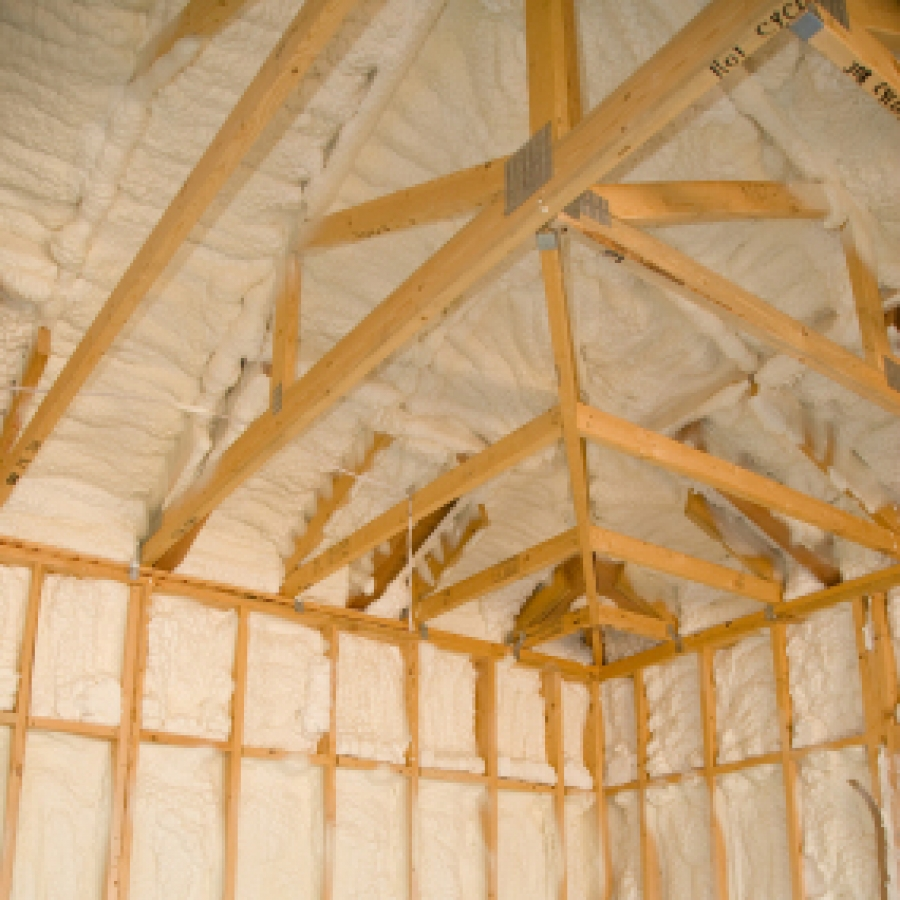 Cathedral Ceiling Insulation Buildipedia