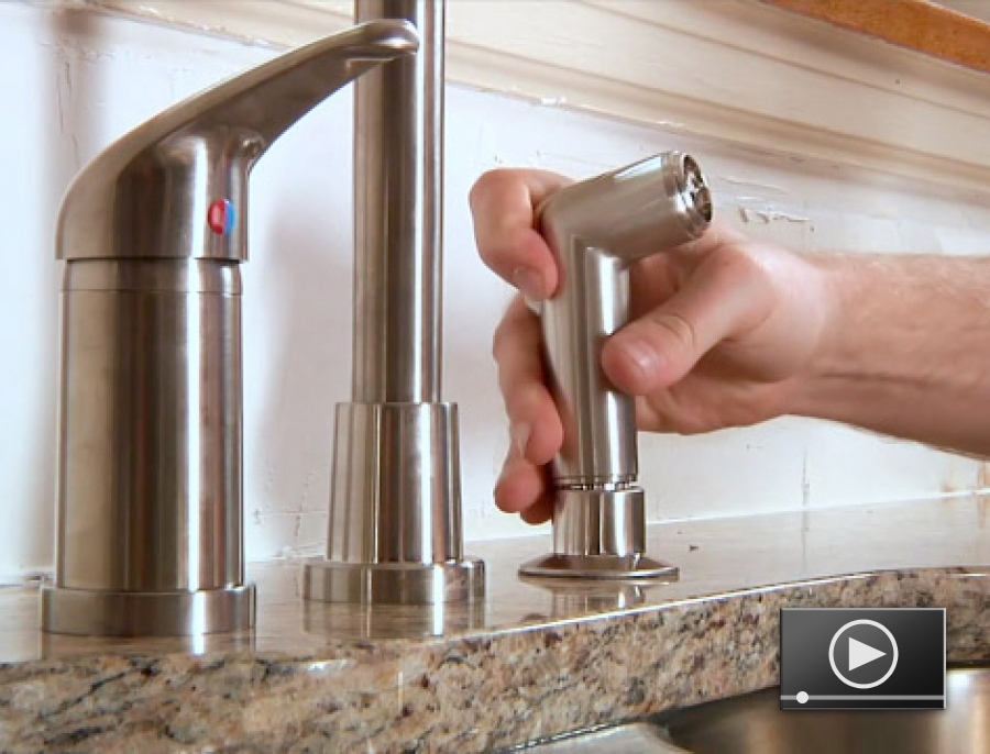 installing kitchen sink faucet how to install a kitchen faucet faucets reviews 4750